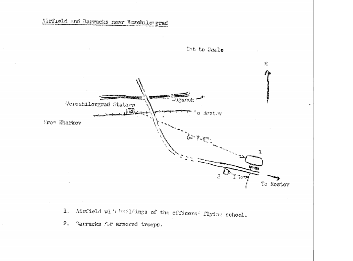 Розсекречені архіви ЦРУ: Що знали американські розвідники про Луганську область - фото 3