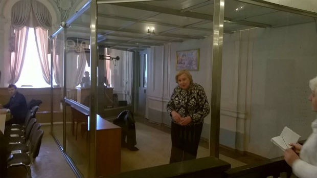 У Харкові суд над Александровською проходив у залі, де слухали справу Тимошенко - фото 1