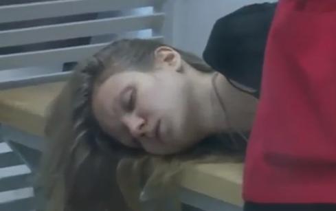 "Активістці ""Айдара"" Заверухі стало зле у суді  - фото 1"