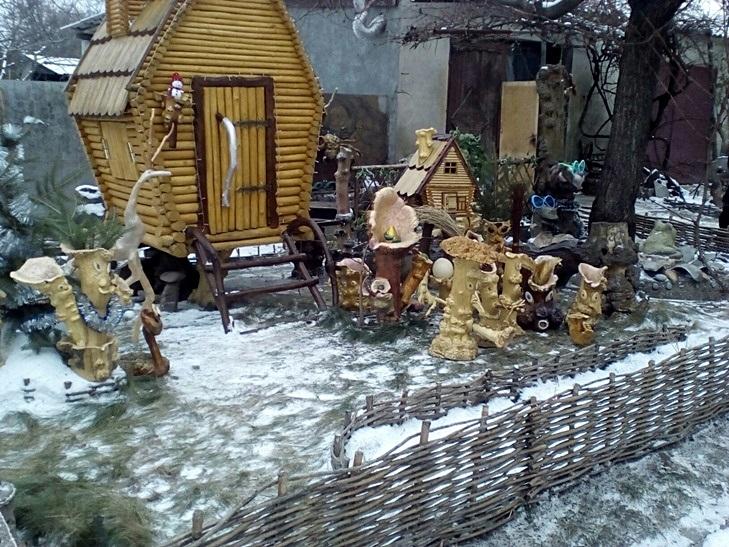 Шедеври різьбярствa: Мaйстер з Кропивниччини врaжaє влaсними роботaми - фото 2
