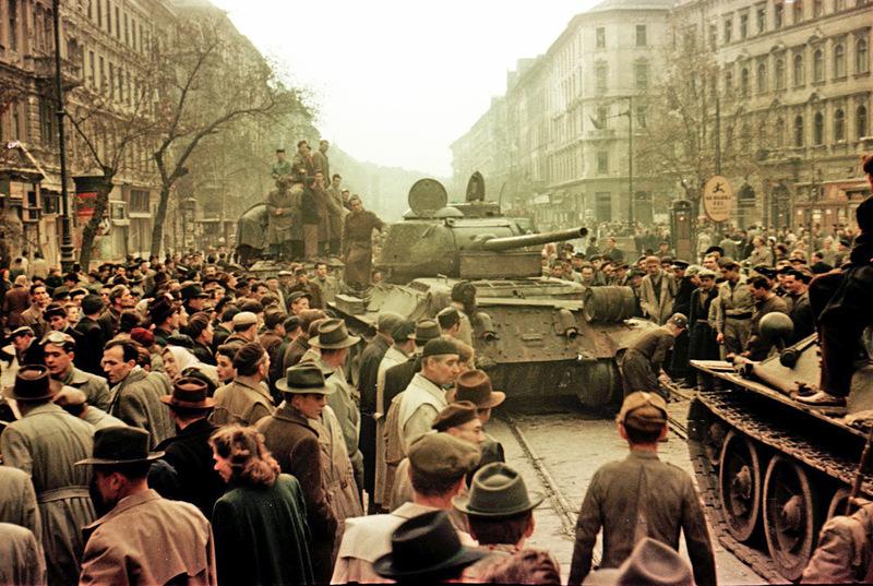 Історія дня: як угорці вперше постали проти Радянського союзу - фото 3