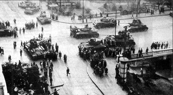 Історія дня: як угорці вперше постали проти Радянського союзу - фото 7