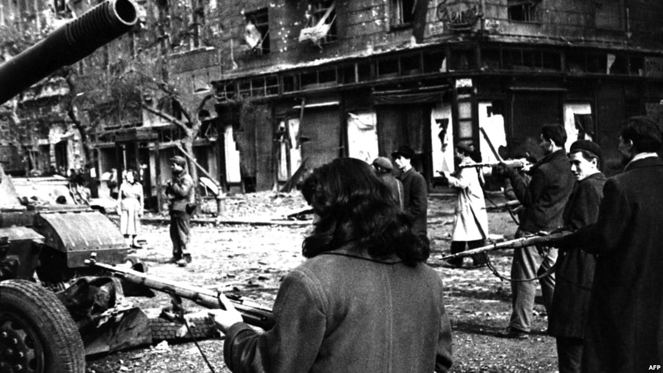 Історія дня: як угорці вперше постали проти Радянського союзу - фото 9