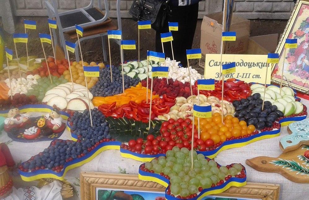 Як вінничани відсвяткували 150-річчя від дня народження Грушеського - фото 2