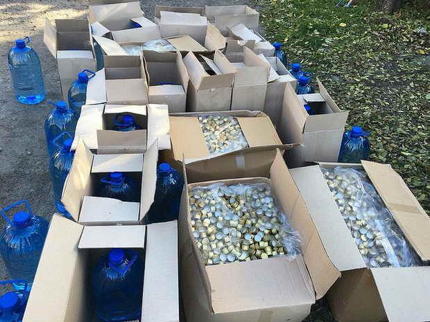Щомісяця ділки виробляли до 20 тис літрів алкоголю - фото 4