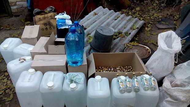 Щомісяця ділки виробляли до 20 тис літрів алкоголю - фото 2