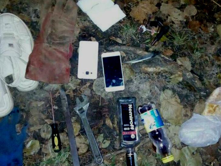 В центрі Полтави, погрожуючи ножем, пограбували жінку - фото 2