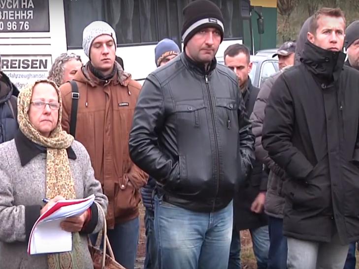 Горіхолюби зі всієї України зібралися на Хмельниччині - фото 3