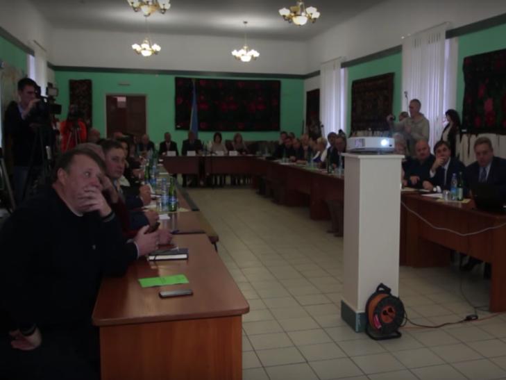Депутати облради побували в Меджибіжській фортеці - фото 1
