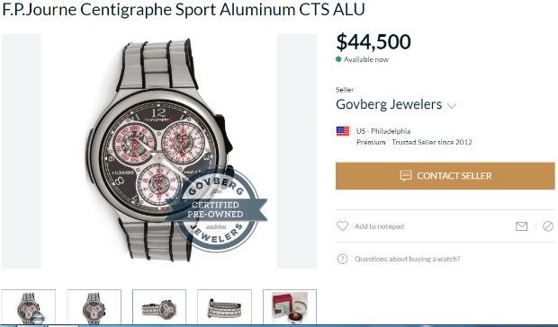 Скільки приблизно коштує колекція годинників мера Харкова Кернеса - фото 7