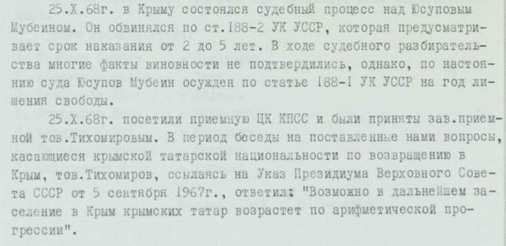 """Їм навіть не дозволяли повністю вказувати свою національність – """"кримські татари"""" - фото 1"""