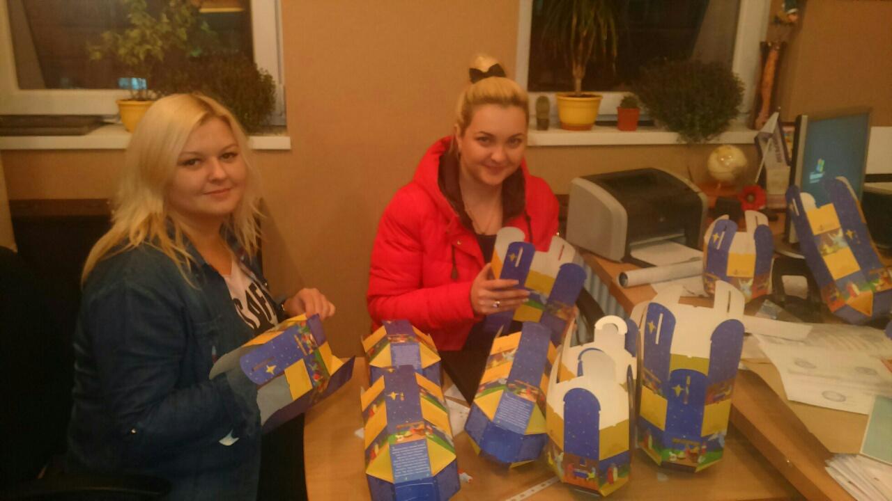 Новорічні подарунки на фронт готують Хмельницькі автомайданівці - фото 1