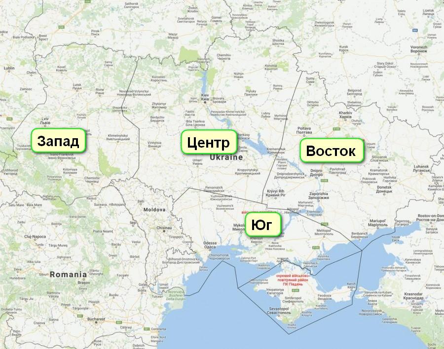 Реформа Повітряних сил ЗСУ. Кого піднімуть в небо, якщо нападе Росія (КАРТА) - фото 1