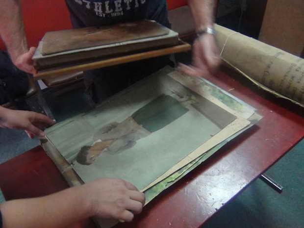 Шість картин Людвіга Годлевського зникли з будинку його онуки у вересні цього року. Вартість колекції оцінюється в 110 тис. грн. - фото 3