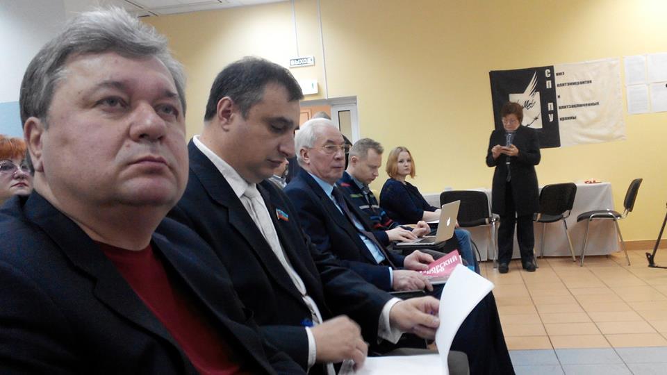 """Хто їздить в Москву на зустрічі до """"предводителя дворянства"""" Азарова - фото 2"""