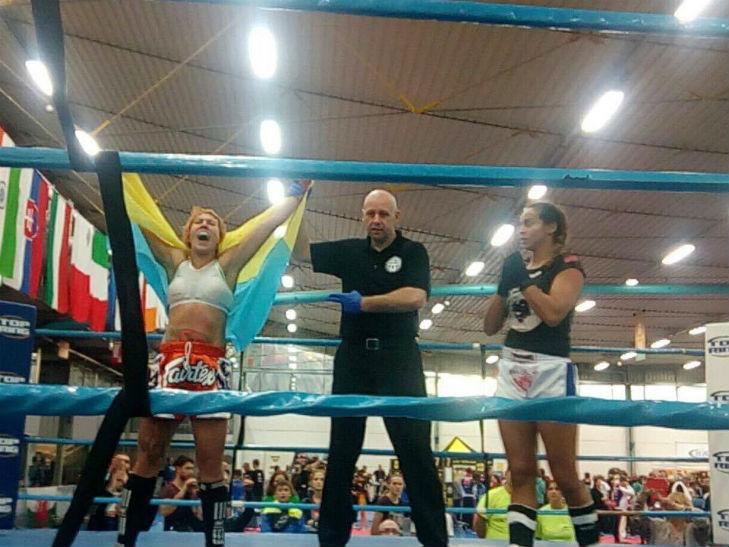 Кікбоксери з Полтавщини стали чемпіонами світу - фото 1