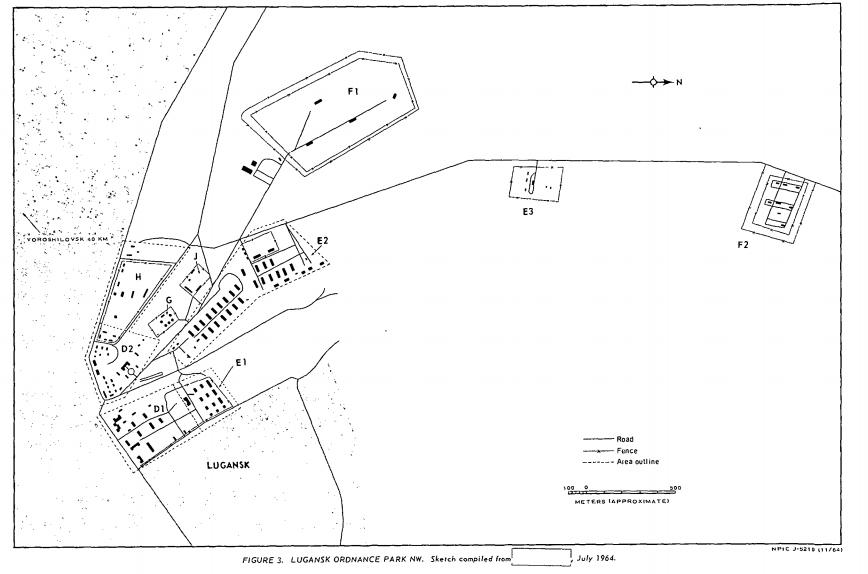 Розсекречені архіви ЦРУ: Що знали американські розвідники про Луганську область - фото 1