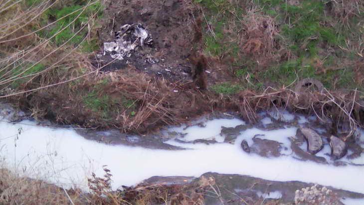 Молочна у Мелітополі знову стала мутно-білого кольору   - фото 1