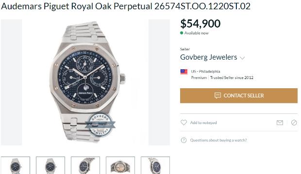 Скільки приблизно коштує колекція годинників мера Харкова Кернеса - фото 10