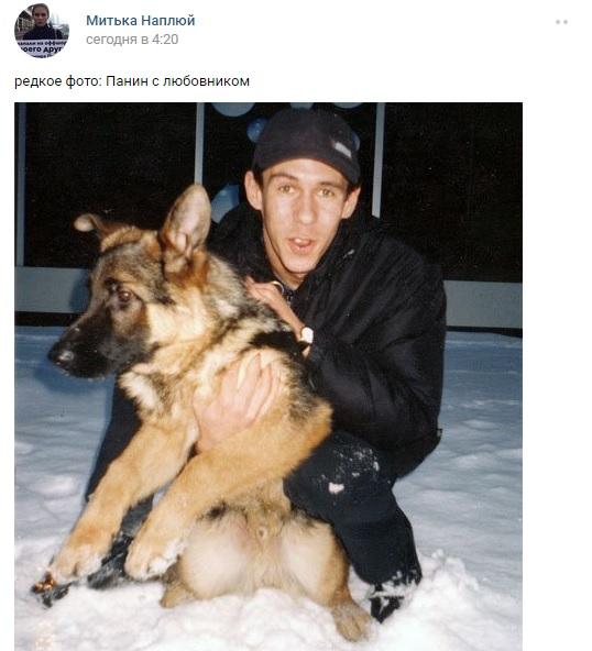 Панін та собака: соцмережі жорстоко тролять вподобання улюбленця Путіна - фото 5