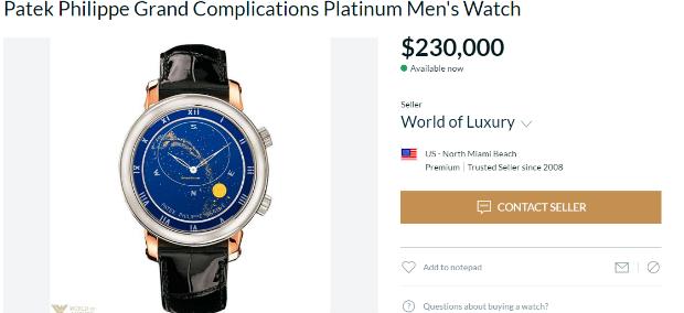 Скільки приблизно коштує колекція годинників мера Харкова Кернеса - фото 9