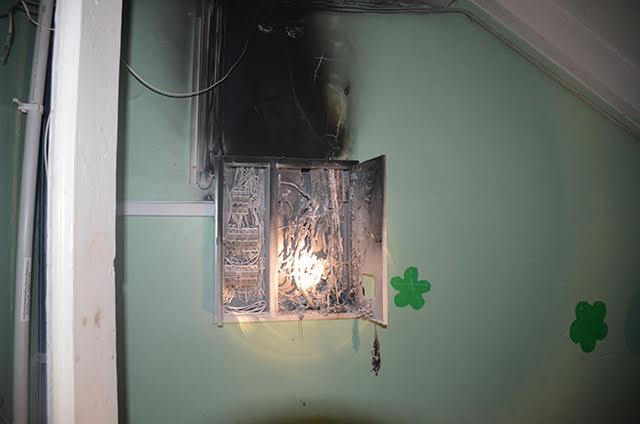 Миколаївські вогнеборці врятували 12 жителів будинку та ще 30 евакуювали