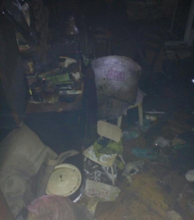 У пожежі в мелітопольській багатоповерхівці загинула пенсіонерка - фото 1