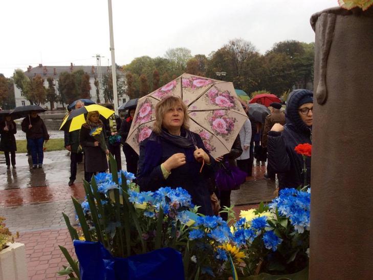 У Хмельницькому вшанували борців за незалежність - фото 5