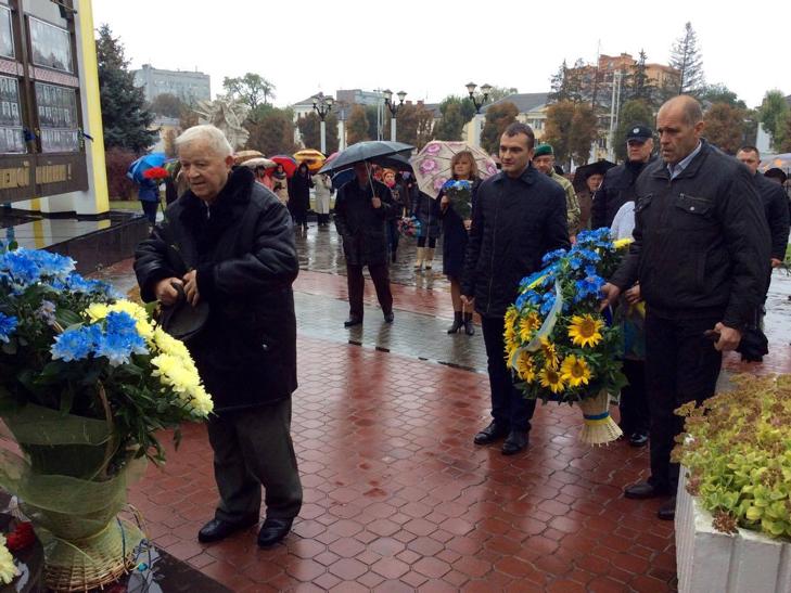 У Хмельницькому вшанували борців за незалежність - фото 2