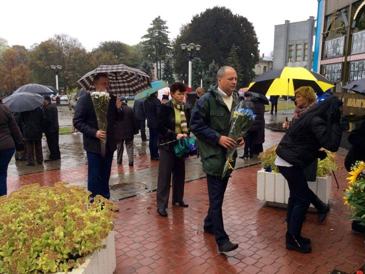 У Хмельницькому вшанували борців за незалежність - фото 3