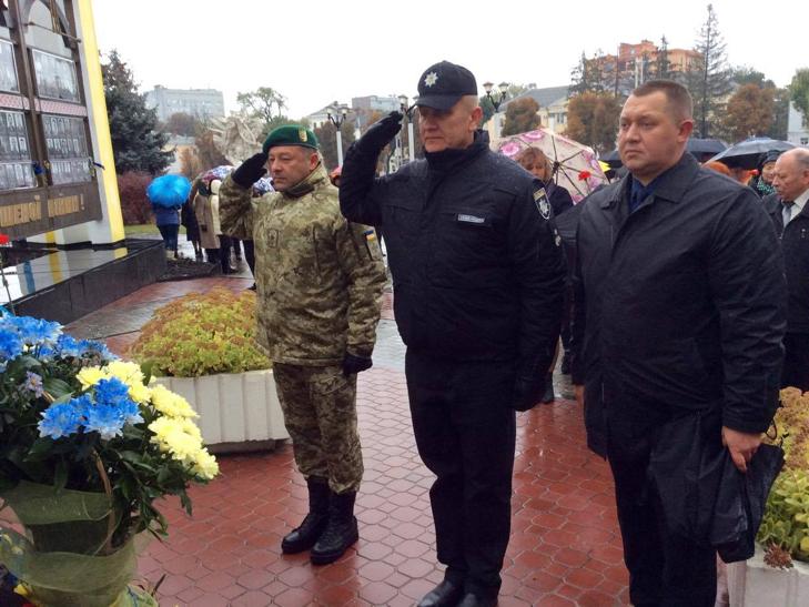 У Хмельницькому вшанували борців за незалежність - фото 4