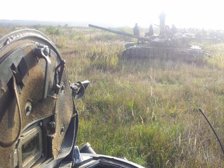 Кам'янецькі резервісти пройшли вишкіл на Яворівському полігоні - фото 2