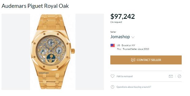 Скільки приблизно коштує колекція годинників мера Харкова Кернеса - фото 11