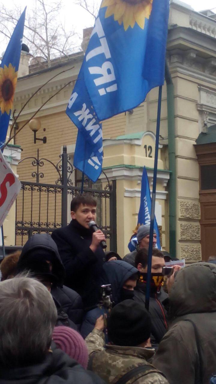 Надія Рабиновича. Коли Савченко пошле Юлю - фото 1