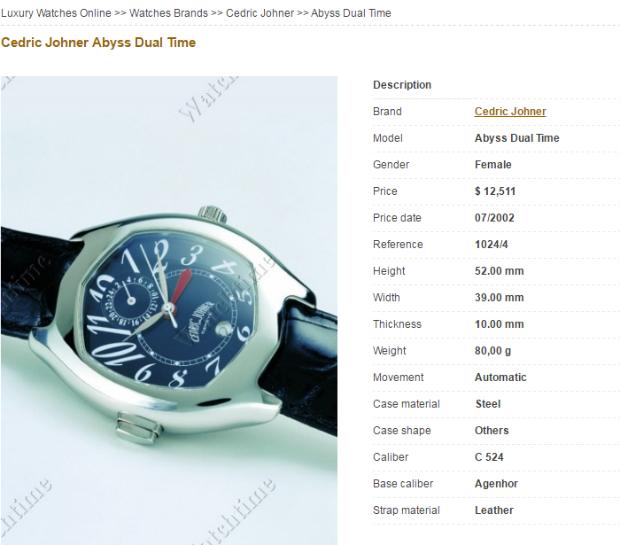 Скільки приблизно коштує колекція годинників мера Харкова Кернеса - фото 4