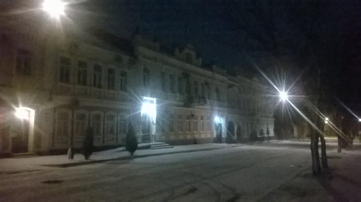 Мелітополь вкрило снігом - фото 2