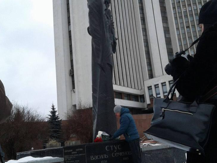 ДонНУ у Вінниці  вшанував пам'ять  Василя Стуса - фото 4