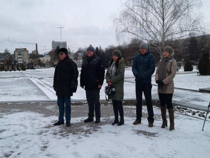 ДонНУ у Вінниці  вшанував пам'ять  Василя Стуса - фото 1
