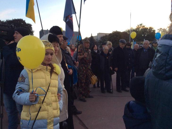 У Хмельницькому розпочалася протипутінська хода - фото 6