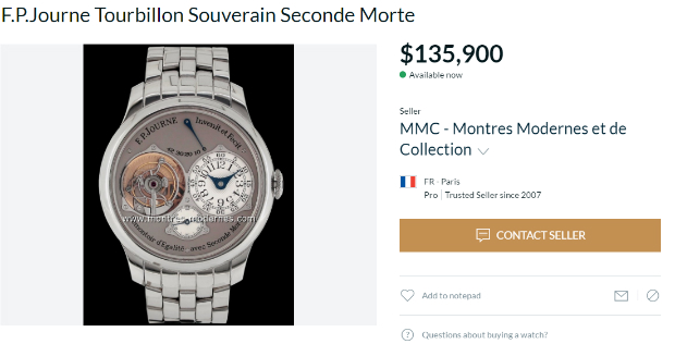 Скільки приблизно коштує колекція годинників мера Харкова Кернеса - фото 3