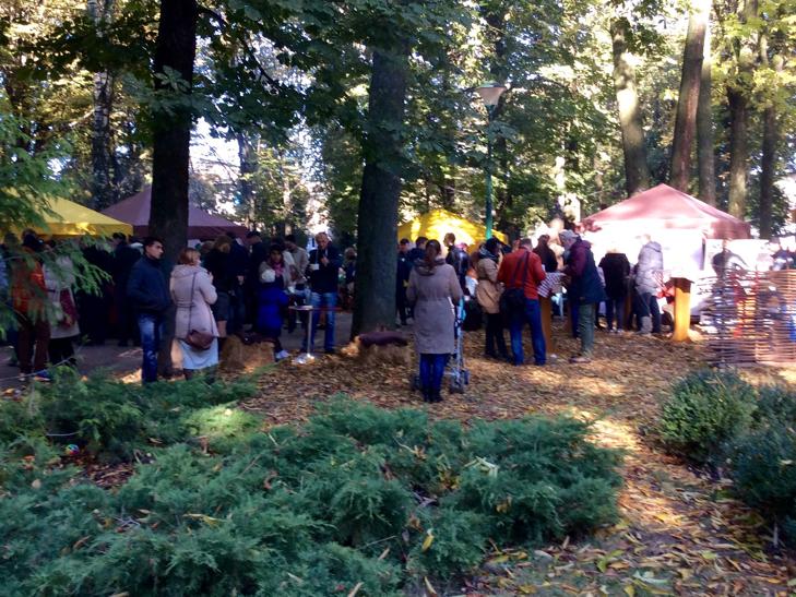 У Хмельницькому вперше відбувся фестиваль вуличної їжі - фото 1