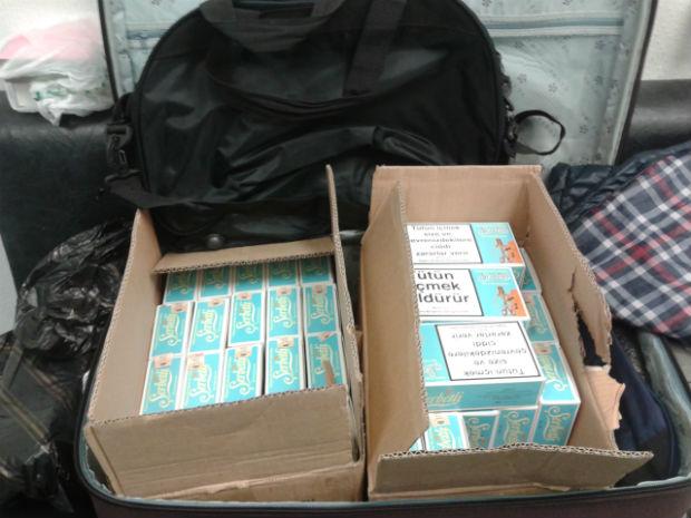 У харківському аеропорту пасажир у 80 разів перевищив норму ввезення товару (ФОТО) - фото 1