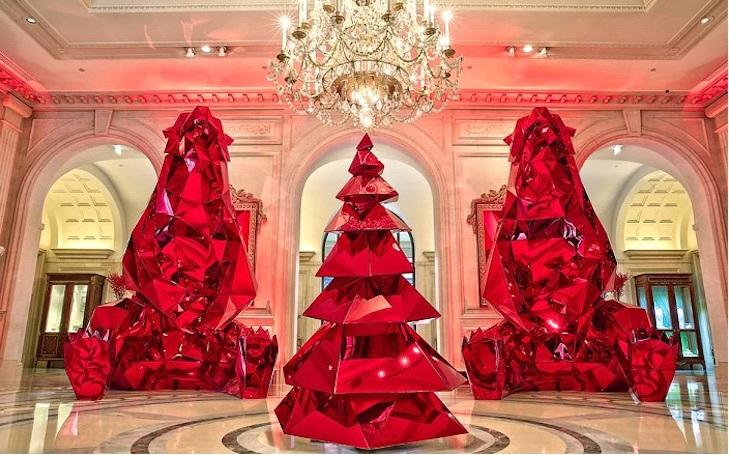 Ялинка Hot Couture: ТОП-10 найкрутіших ялинок знаменитих дизайнерів - фото 6