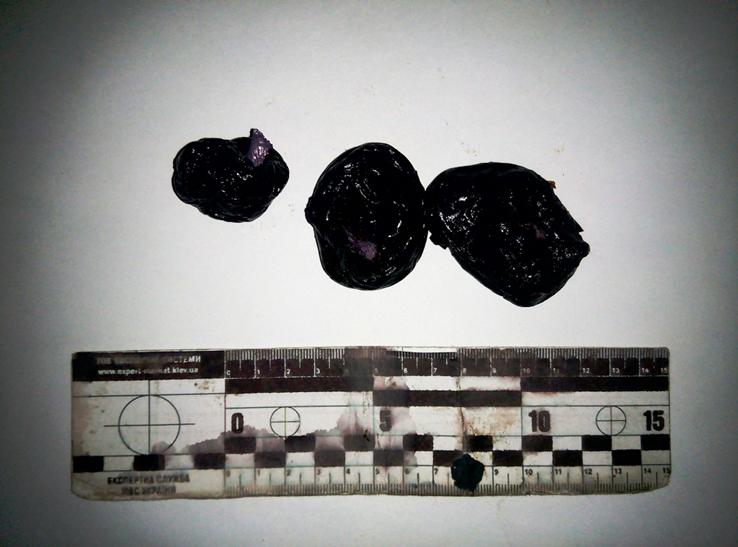 На Запоріжжі в'язні ласують наркотиками в чорносливі - фото 1