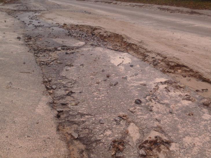 У Полтаві розпочали ремонт горезвісної вулиці - фото 1