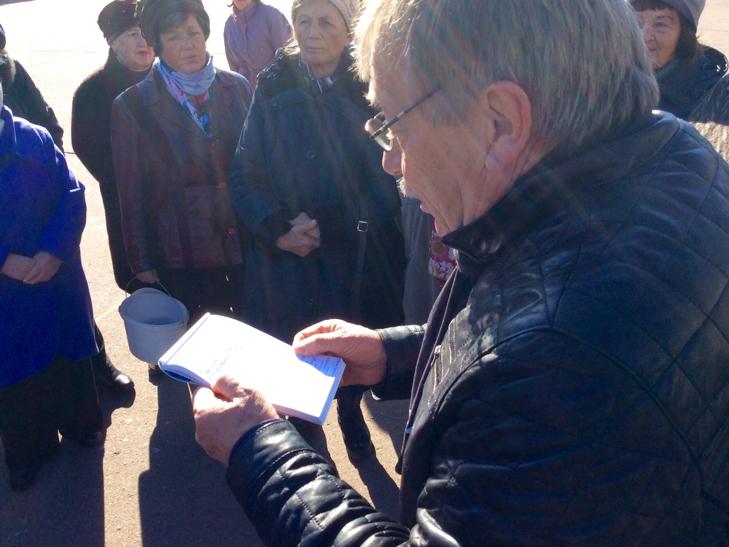 """У Хмельницькому створили """"Фронт боротьби з бідністю"""" - фото 2"""