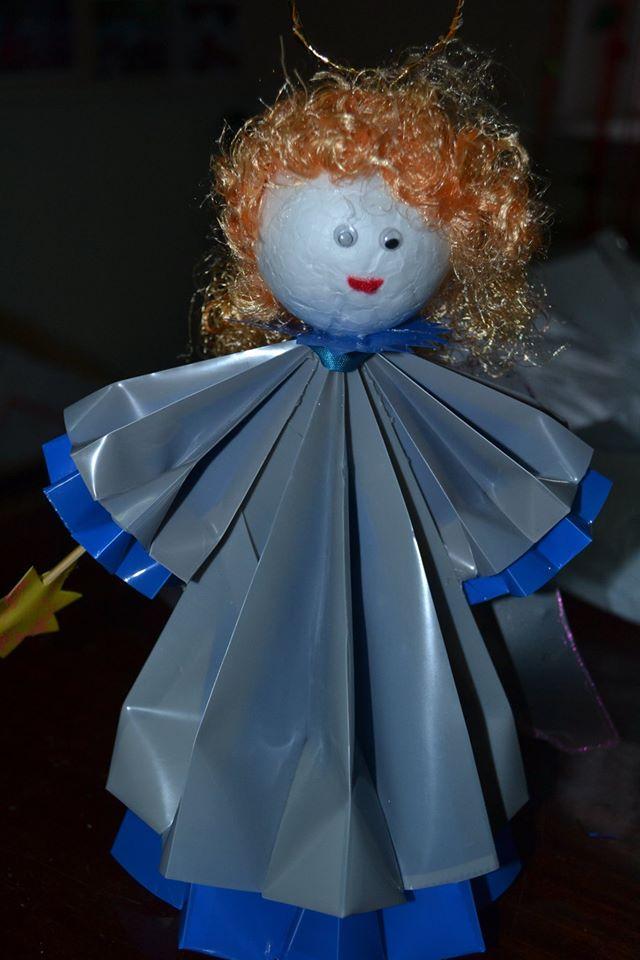 Мелітопольці представили саморобні іграшки для головної ялинки міста - фото 4