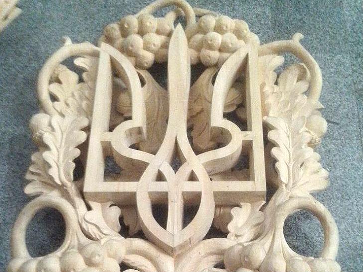 У Полтаві увінчали тризубом новий іконостас Свято-Успенського Собору - фото 3