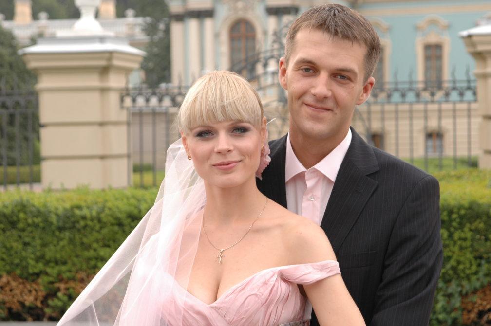 Фреймут показала ексклюзивне фото з весілля  - фото 1