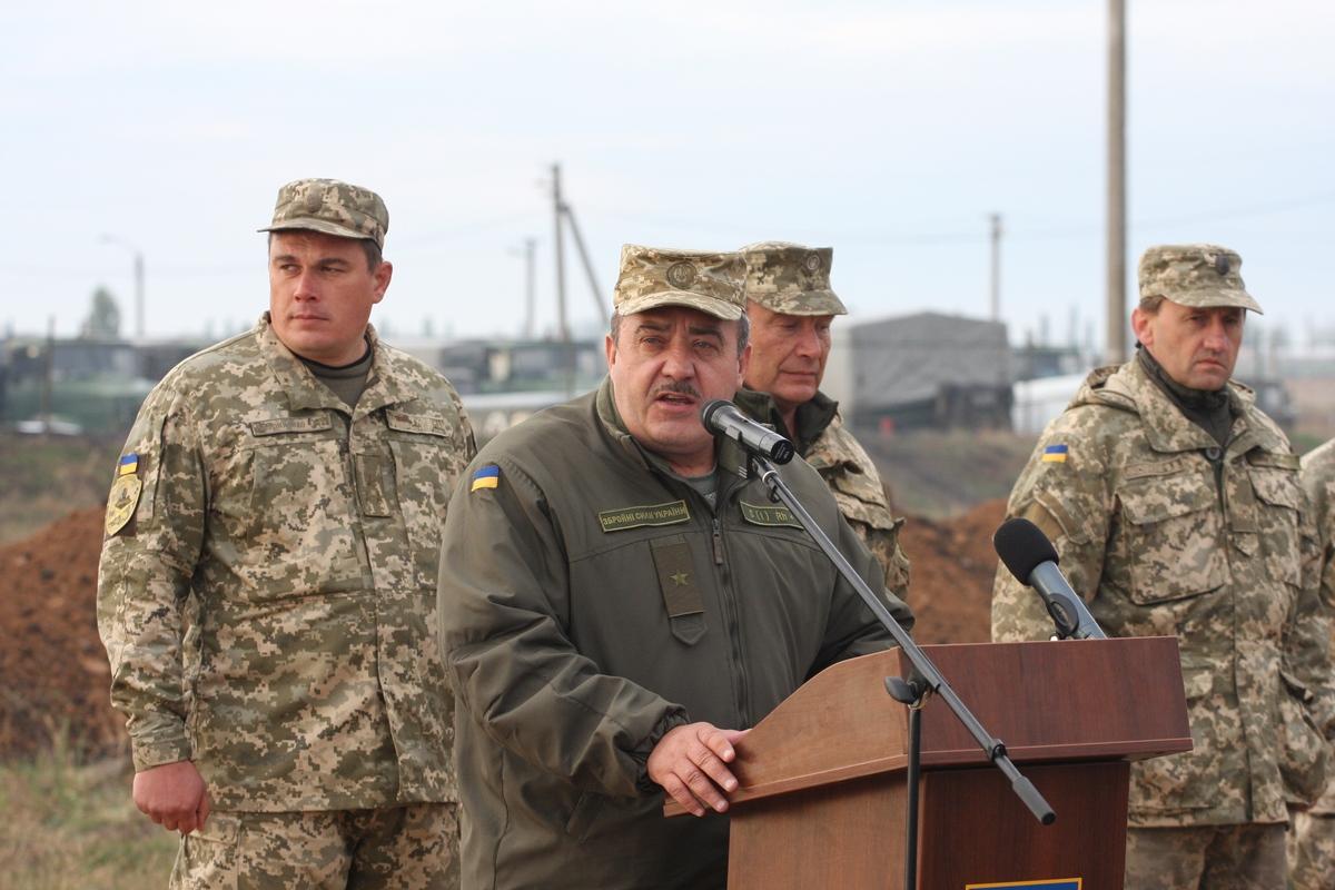 На Миколаївщині пройшли збори близько півтисячі резервістів